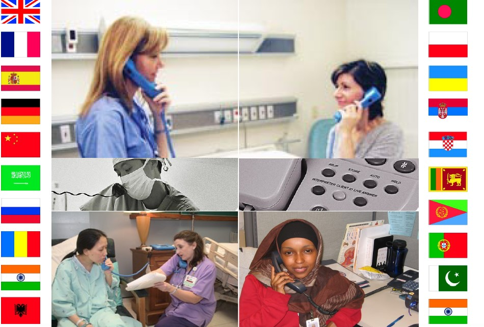 Servizio, Interpretariato, telefonico, SOS, Infomondo, Emergenza, Urgenza, Ospedali, Sanità